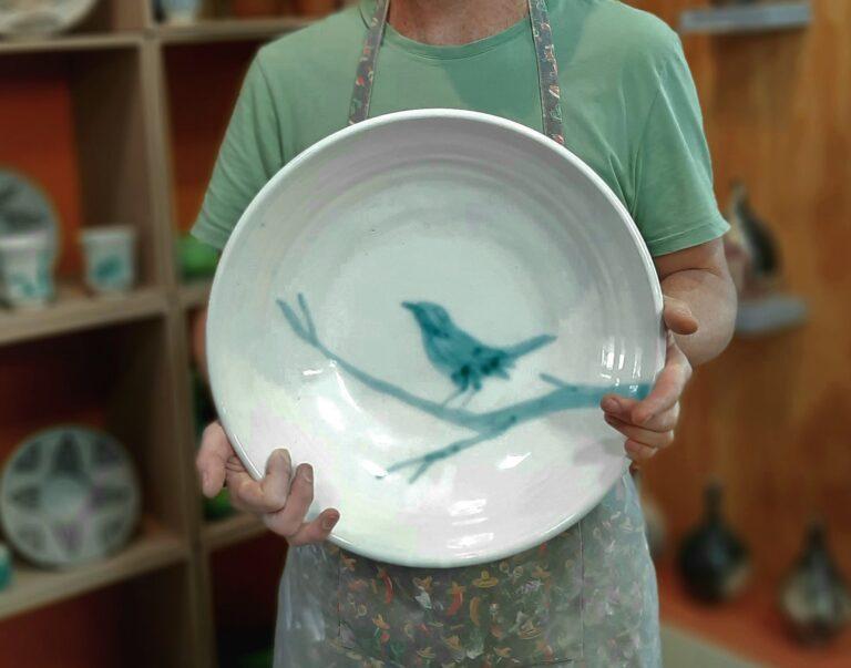 A Ceramics Studio in Bathurst